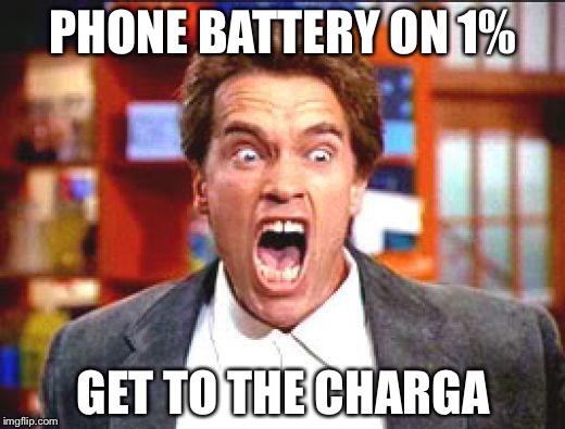 berlari cari charger bila bateri nak mati