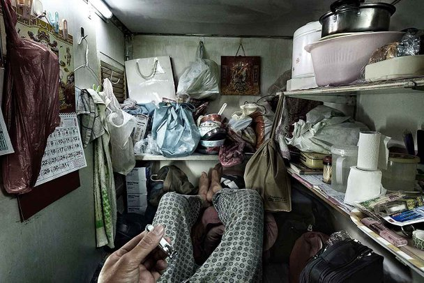 bertapa susahnya penduduk hong kong untuk menyewa rumah