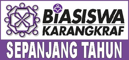 biasiswa karangkraf 2018