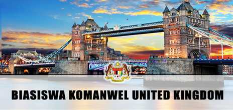biasiswa komanwel united kingdom 2018