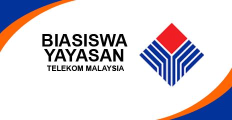 biasiswa yayasan telekom malaysia 2018 ytm