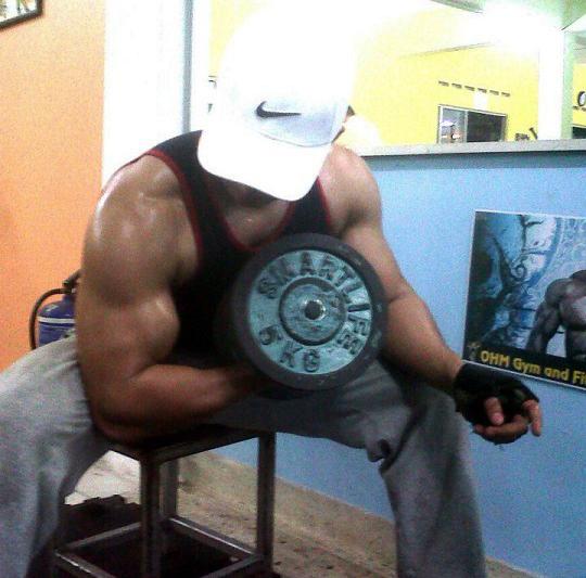 biceps curl 33