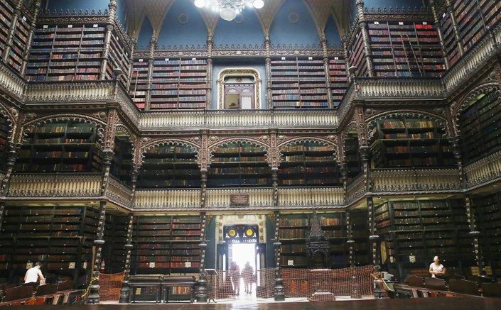 bilik membaca portugis