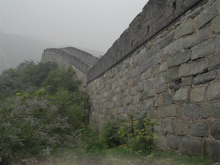 binaan tembok besar china