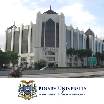 binary university puchong