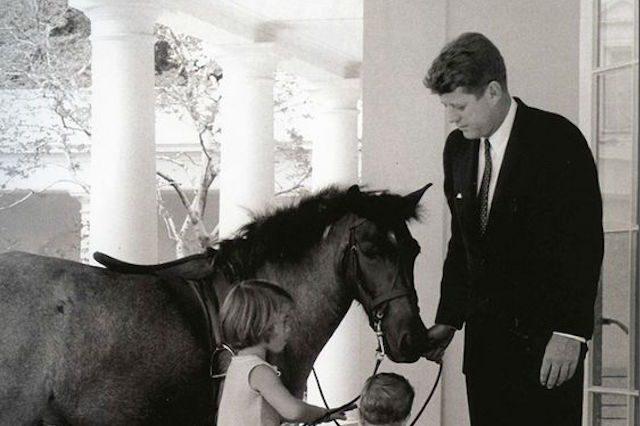 binatang peliharaan presiden amerika