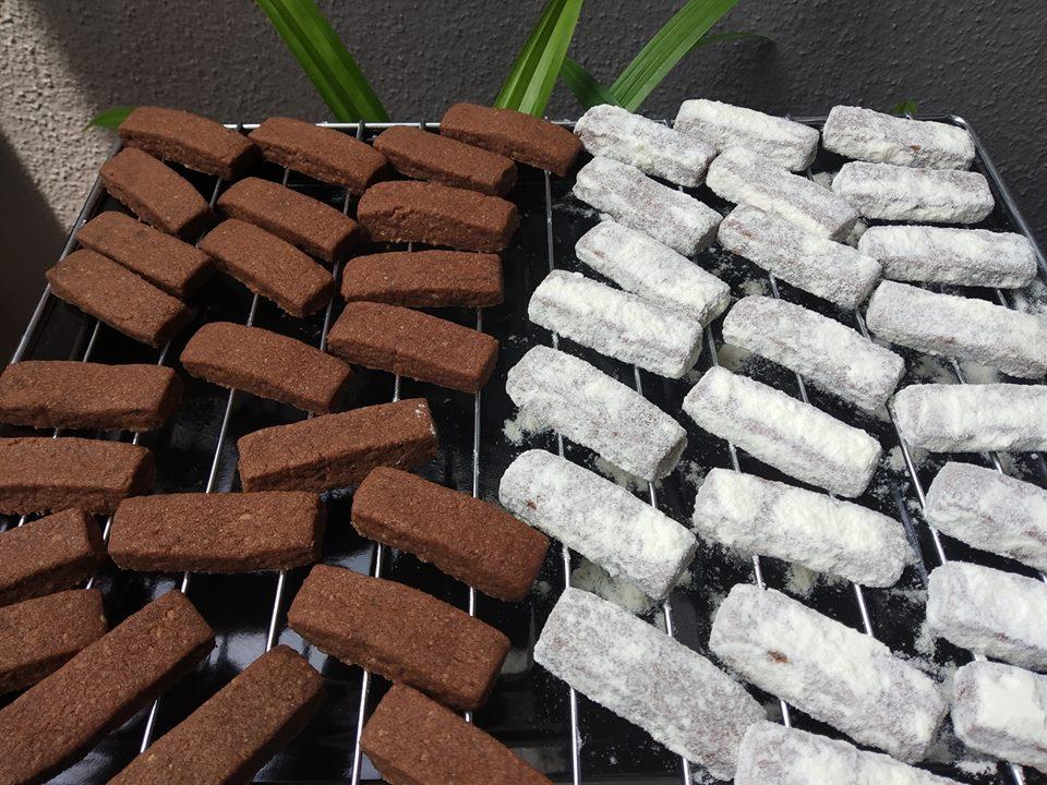 resepi biskut oat susu Resepi Kuih Tart Coklat Enak dan Mudah
