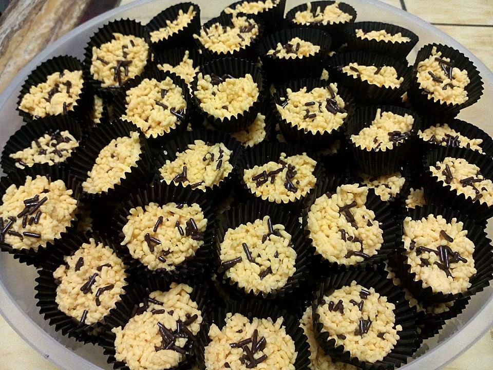 resepi biskut sarang semut rangup  cair  mulut iluminasi Resepi Biskut Sarang Semut Hanieliza Enak dan Mudah