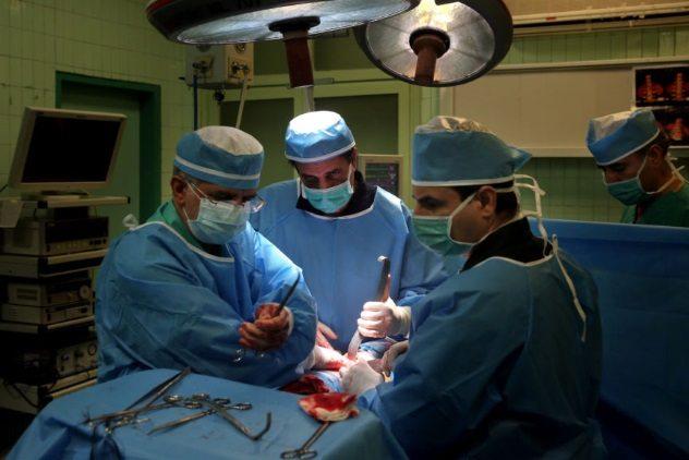 bisnes pembedahan pemindahan organ