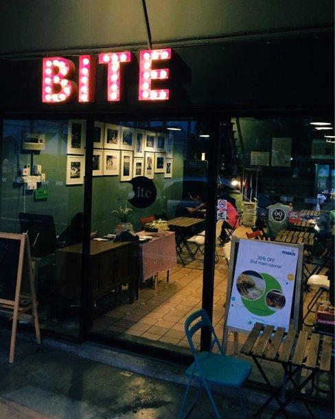 bite cafe alor setar pintu masuk