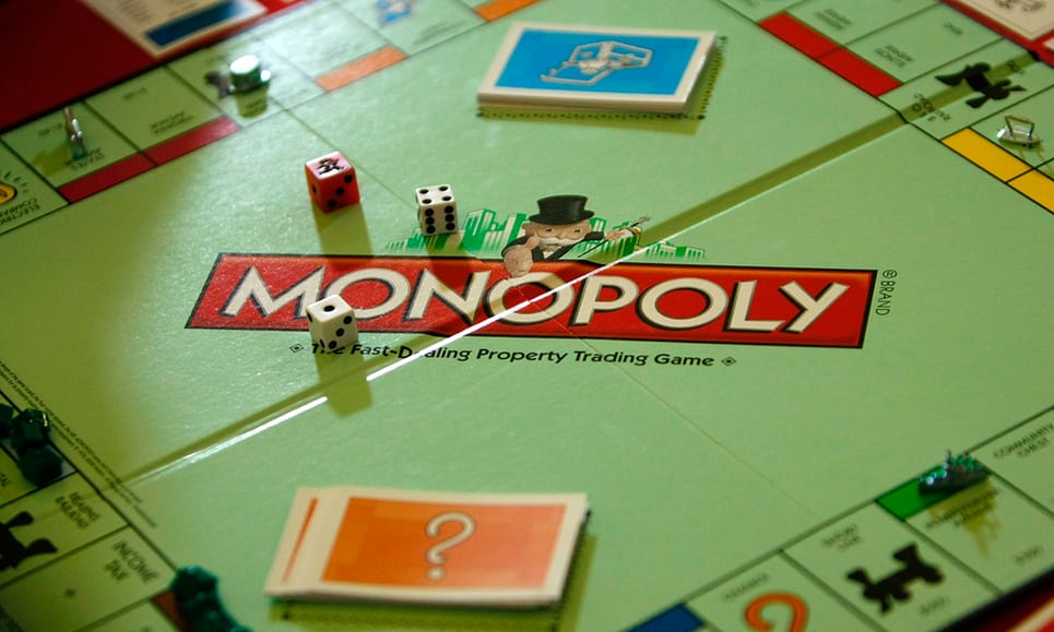 boardgame monopoly