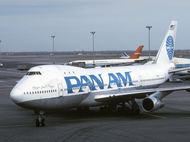 boeing 747 121 pan am