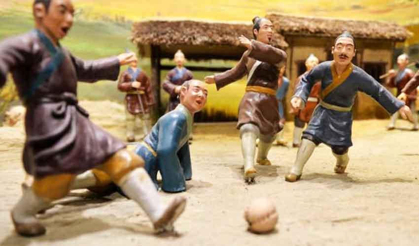 bola sepak cuju china