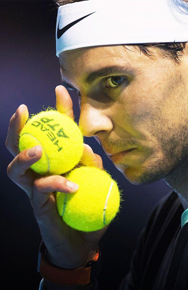 bola tenis asal usul bola dalam sukan terkenal