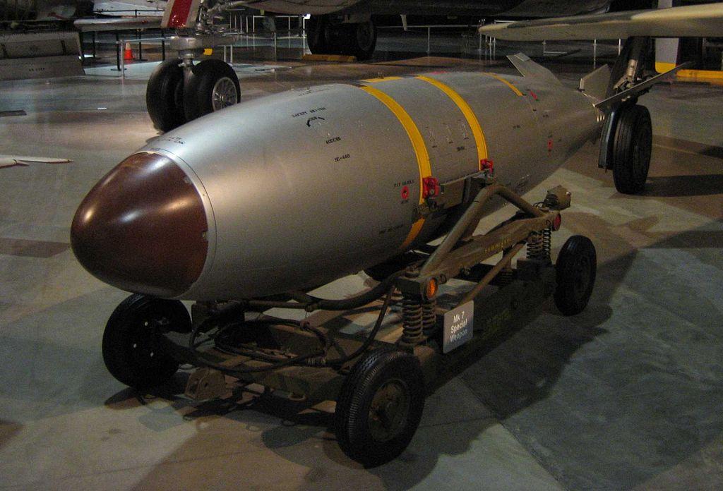 bom nuklear bom paling dahsyat dan memusnahkan di dunia
