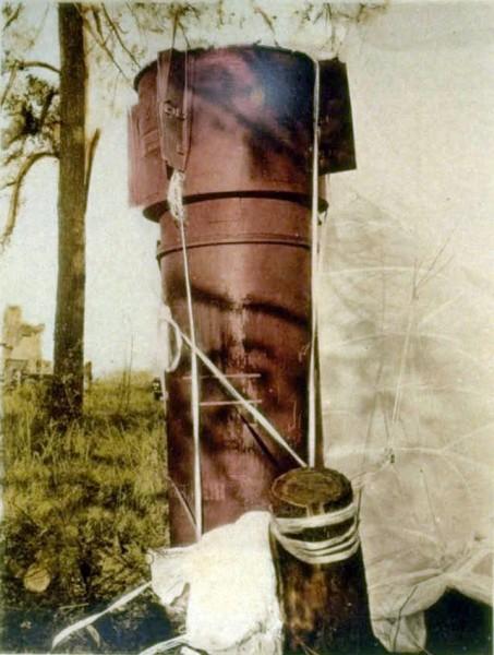 bom nuklear mark 39 yang pertama