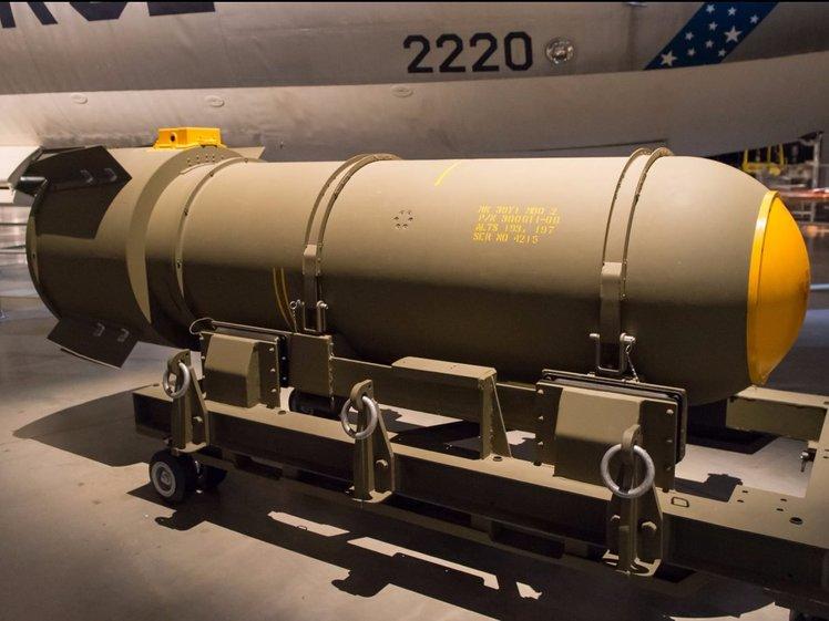 bom nuklear mark 39