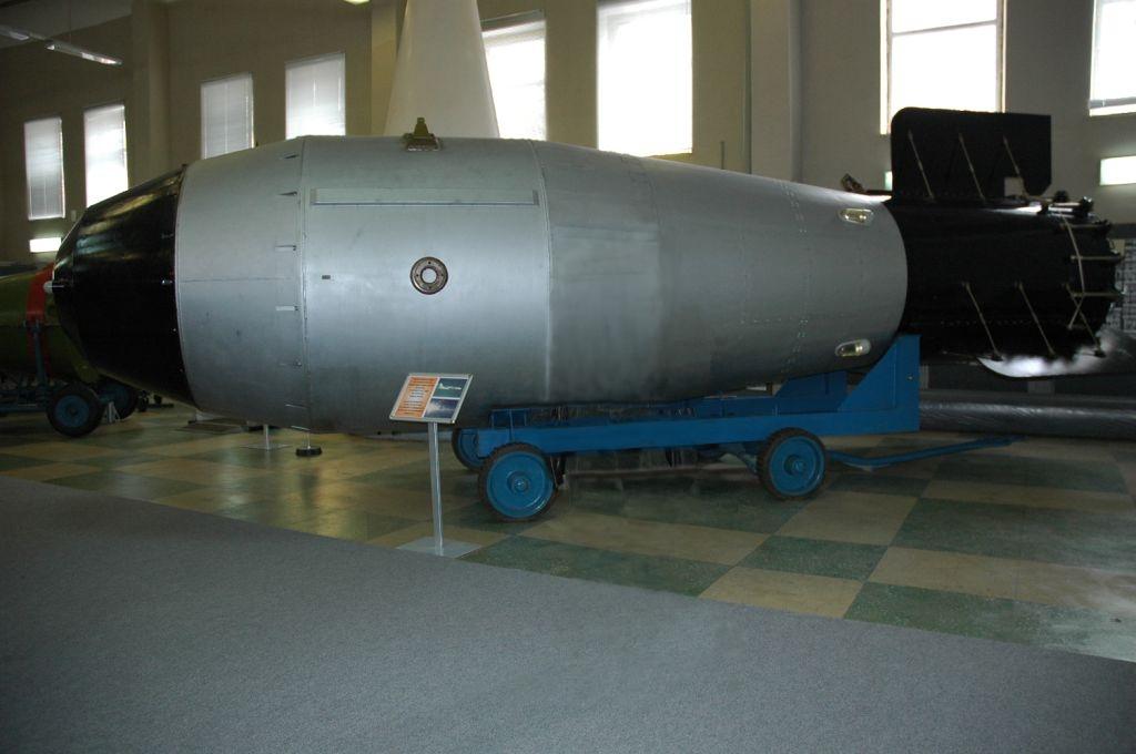 bom tsar bom paling dahsyat dan memusnahkan di dunia