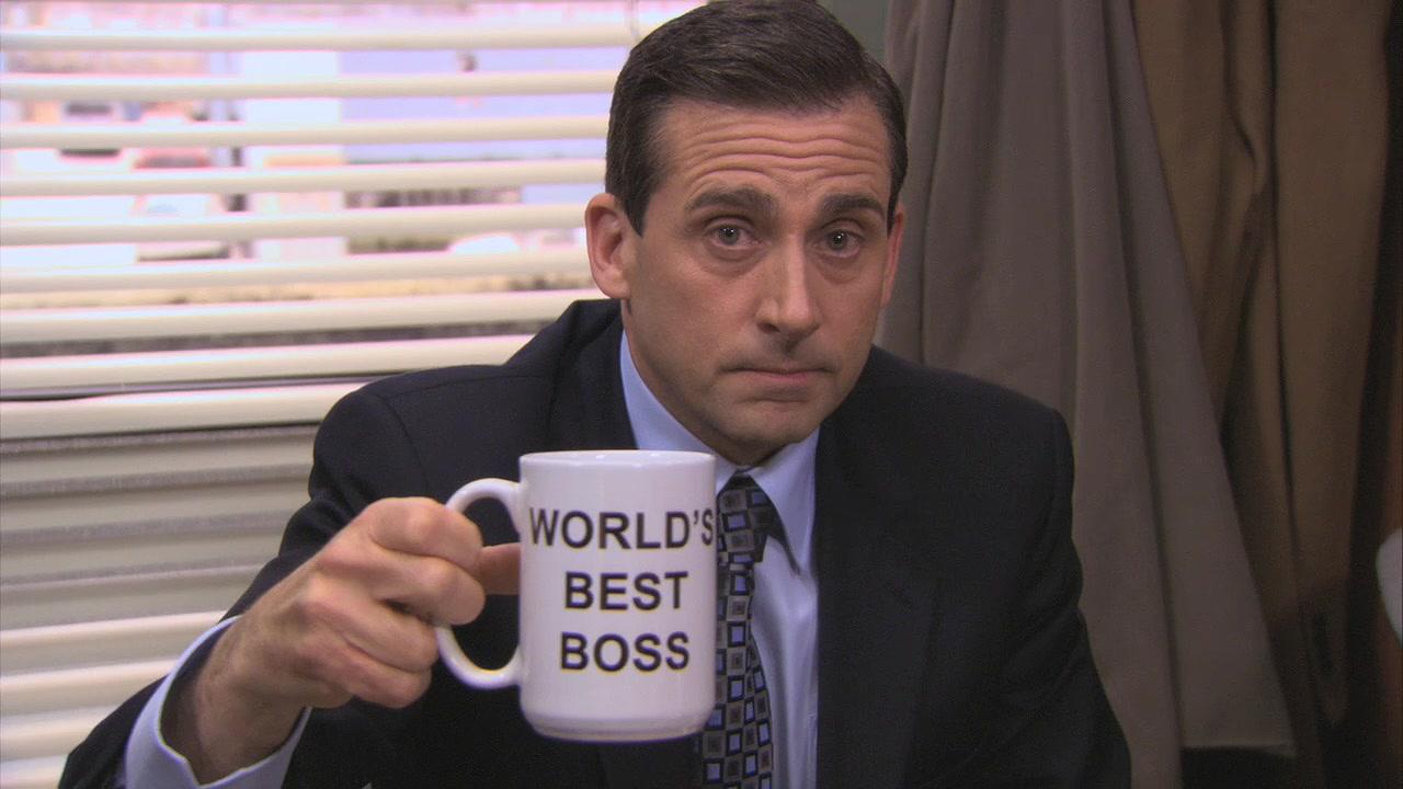 bos paling baik dalam dunia