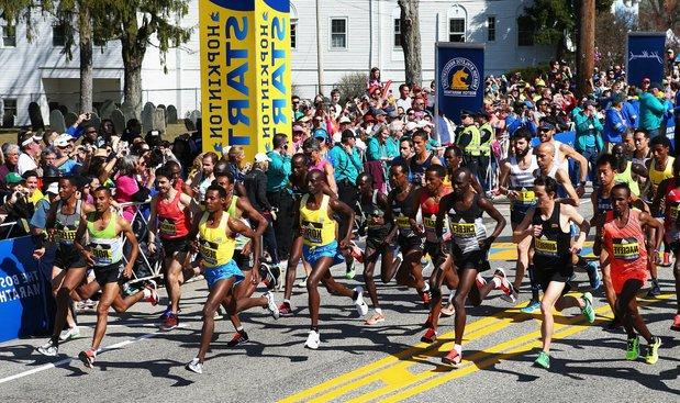 boston marathon menawarkan antara hadiah paling lumayan di dunia