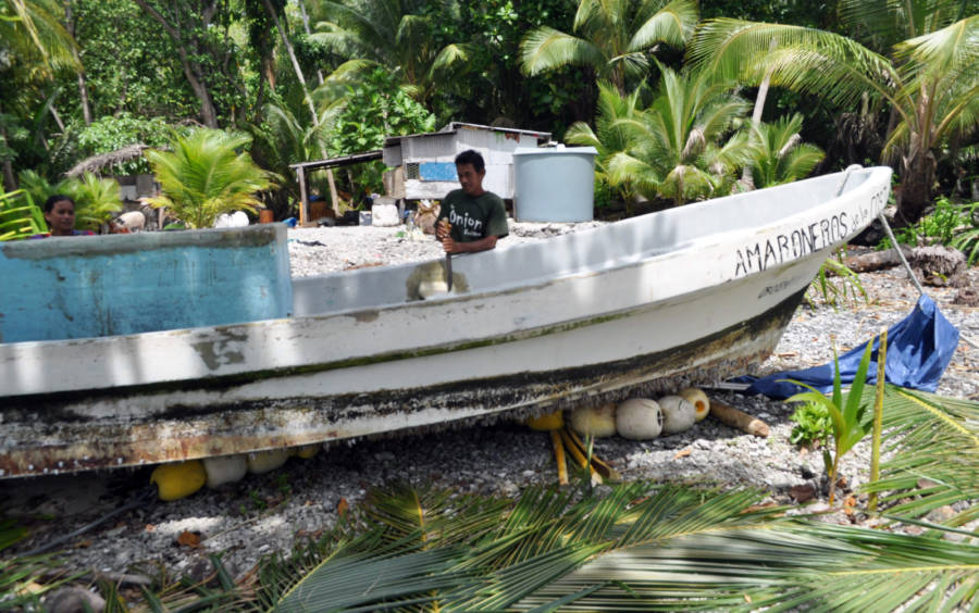 bot yang dinaiki jose alvarenga dan ezequiel cordoba