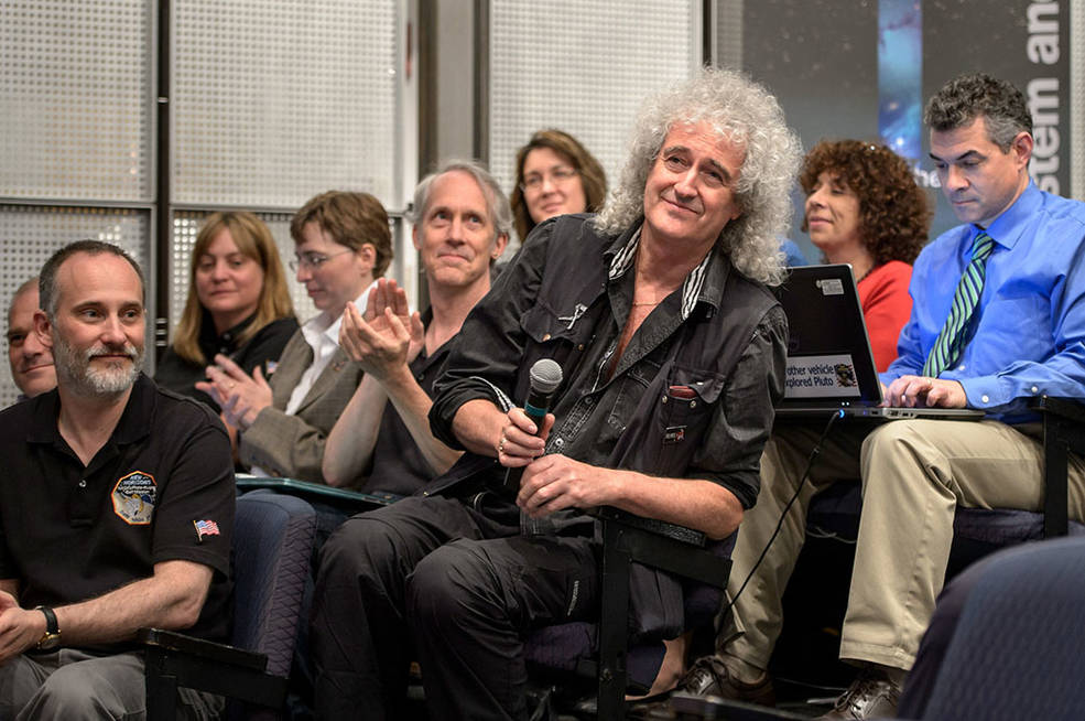 brian may queen doktor astrofizik