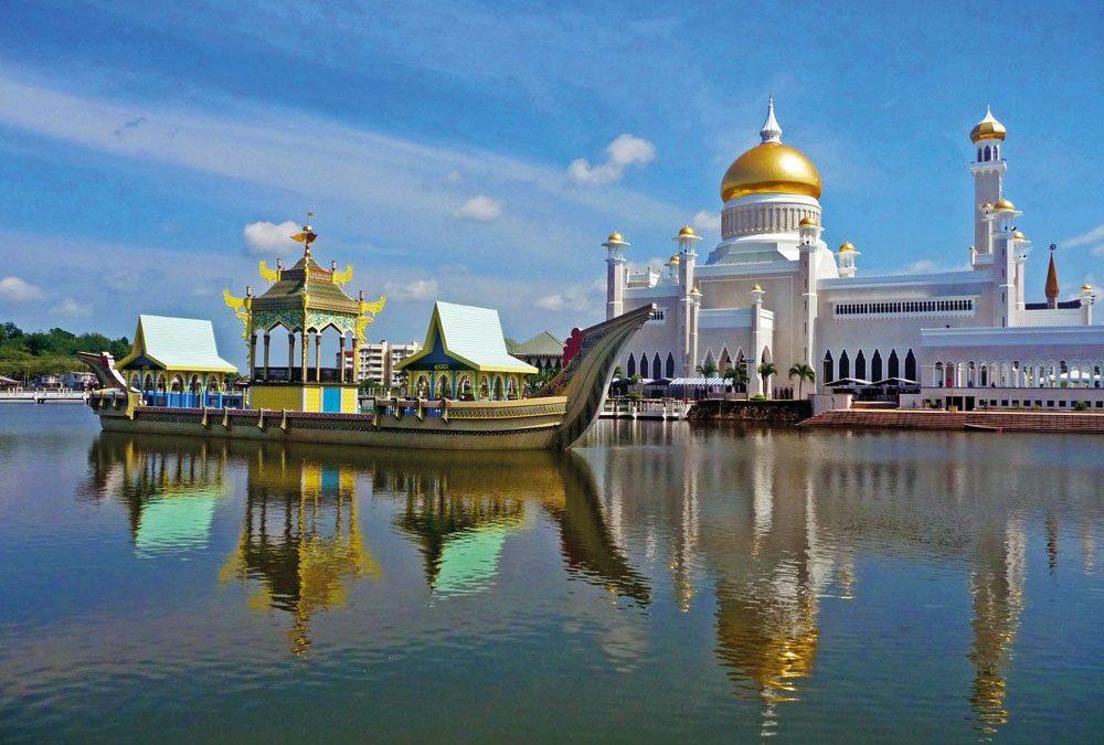 brunei negara kaya minyak bebas cukai