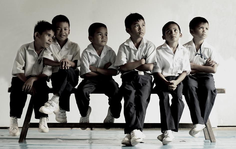 budak pelajar sekolah cool