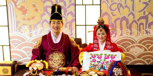 budaya bersanding masyarakat korea