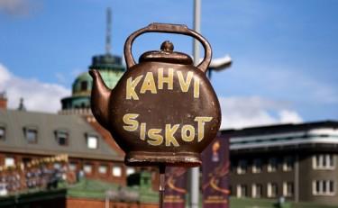 budaya minum kopi di finland