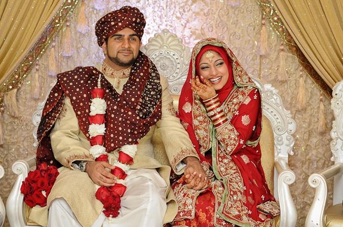 budaya perkahwinan bersanding di pakistan