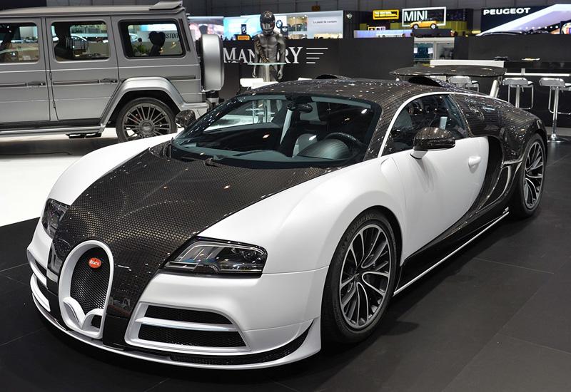 bugatti veyron mansory 2