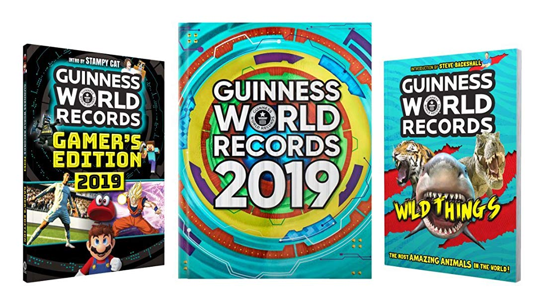 buku guinness world records