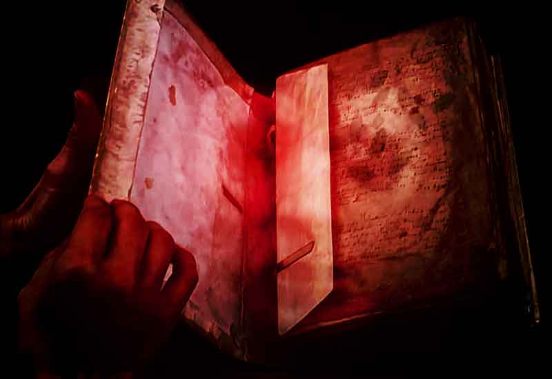 buku paling misteri dan aneh di dunia