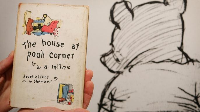 buku pertama winnie the pooh