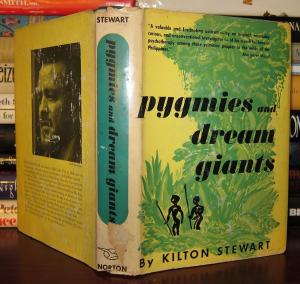 buku pygmies and dream giants