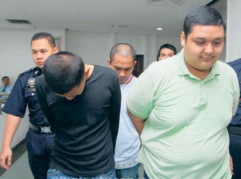 bunuh pensyarah 4 bekas pelajar kolej kekal jalani hukuman gantung