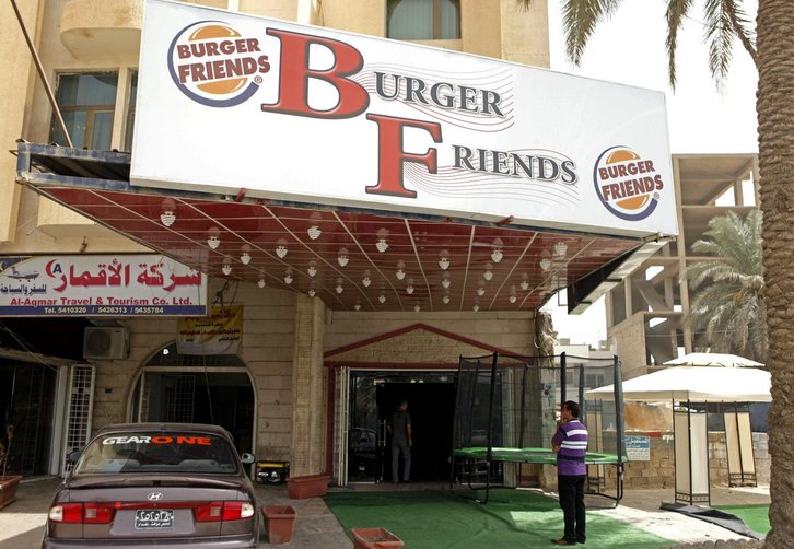 burger friends 909