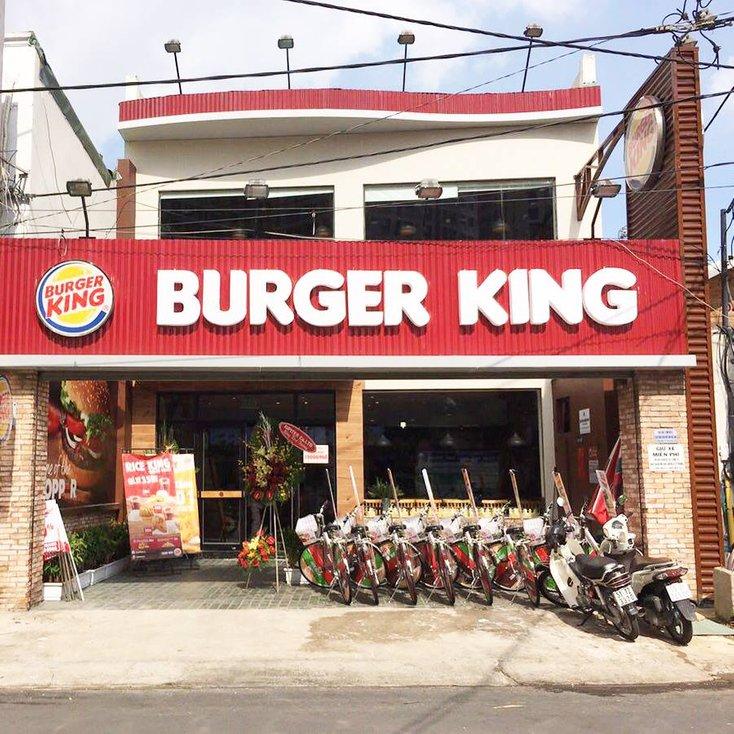 burger king di vietnam