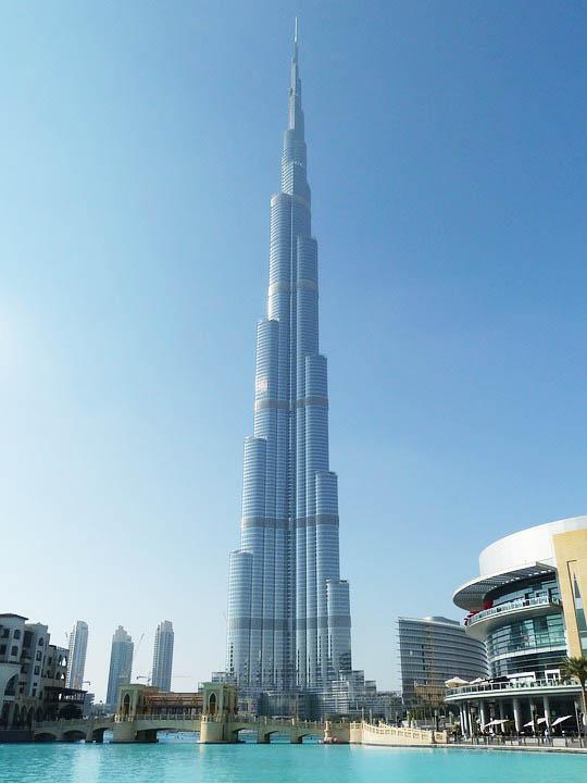 Bangunan Paling Tinggi Di Dunia