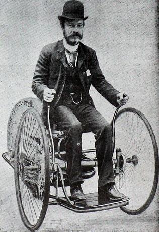 butler petrol cycle motosikal pertama di dunia 2