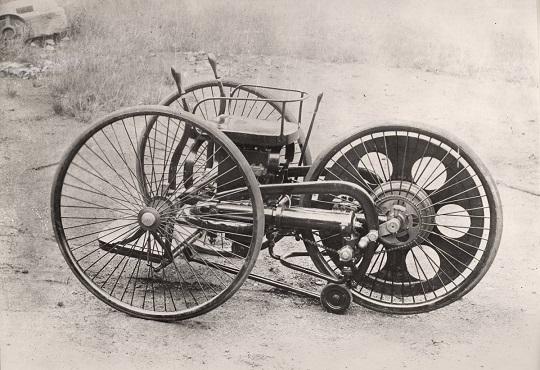 butler petrol cycle motosikal pertama di dunia