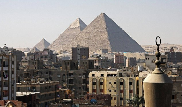 cairo new capital