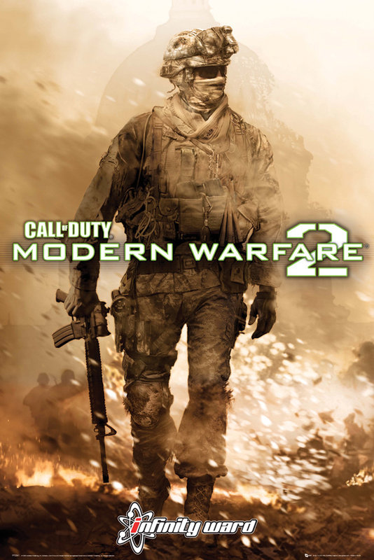 call of duty modern warfare 2 game permainan video dengan kos paling mahal di dunia 2