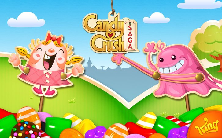 candy crush saga king kisah trademark produk paling pelik