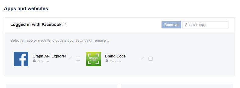 cara menyekat dan melihat semua aplikasi di facebook yang menjejaki maklumat peribadi anda 5