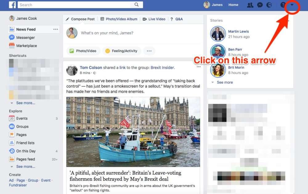 cara menyekat dan melihat semua aplikasi di facebook yang menjejaki maklumat peribadi anda