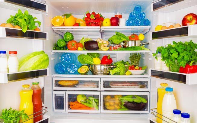 cara menyimpan buahan dan sayuran