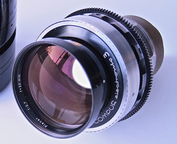 carl zeiss 50mm planar f0 7