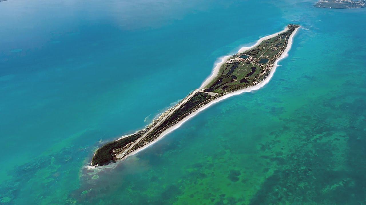 caye chapel pulau persendirian di belize
